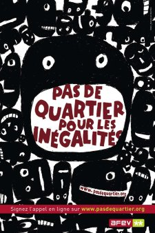 pas de quartier: